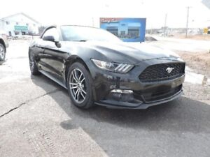 2017 Ford Mustang EcoBoost PremiumPremium, with twin turbo ecobo