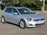Volkswagen Golf 2.0TDI ( 150ps ) DSG 2014 MY GT 5dr