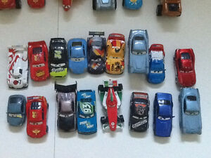 Lot de voiture mcqueen West Island Greater Montréal image 2
