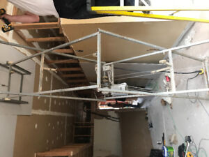 electric drywall lift