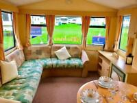 Cracking Lettable caravan for sale on pet friendly park on northumberland coast