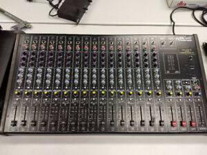 ElectroVoice BK-1632 Sound Board and more...