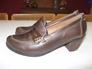 Souliers en cuir SOFTWAVES pour femmes