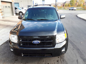 FORD ESCAPE XLT  V6 4X4