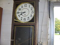 ANTIQUE AND OLD CLOCK AUCTION MON. OCT 12