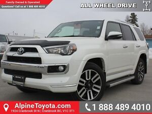 2015 Toyota 4Runner SR5   Sunroof - Heated Seats - Nav - Tow Pkg