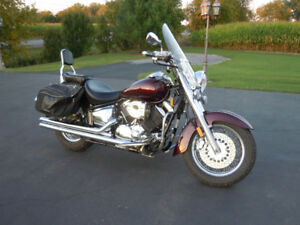 Yamaha VStar -Low Mileage - New tires and brakes
