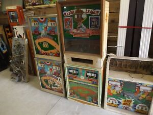 pinball old arcade container sale