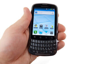 Moto Pro+ Android Smartphone with QWERTY keyboard