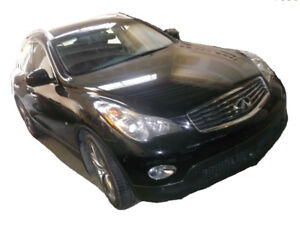 2014 INFINITI QX50 AWD Cash/trade/lease to own terms.