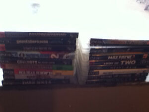 PS3 GAMES IN ST. THOMAS