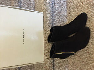 New! Anne Klein suede boots size 7.5 Just reduced!! Kitchener / Waterloo Kitchener Area image 4