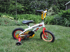 Lightening McQueen Kids Bike