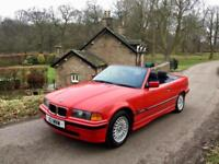 BMW 318i Convertible, 90,0000 Miles! 1 lady owner