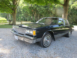 Immaculate condition 1985 Pontiac Parisienne