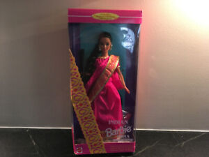 BARBIE - Collectible Series from around the world -  India doll