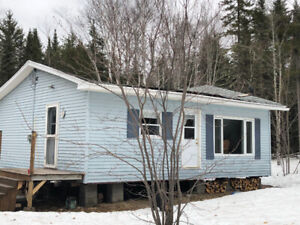 Camp for sale TO BE MOVED