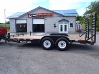 2011 Jensen Trailer 18' Float with ramps Peterborough Peterborough Area Preview
