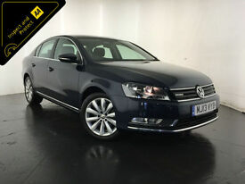 2013 VOLKSWAGEN PASSAT HIGHLINE TDI 1 OWNER SERVICE HISTORY FINANCE PX WELCOME
