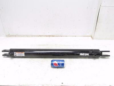 Maxim Welded Hydraulic Cylinder 288-437 3000 Psi 30 Stroke 1.5 Rod 3 Bore