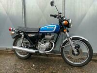 SUZUKI GT 185 MINT BIKE! £5995 OFFERS PX X7 TS TRIALS 125 250 500 550