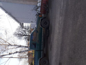 1993 gmc 4x4 with plow