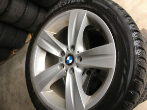 "Bmw 18"" winter set"