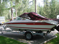 19' Sea Ray Bowrider