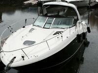 Bateau SeaRay sundancer 330, 2008