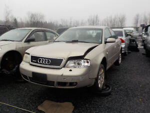 1999 Audi A6 Now Available At Kenny U-Pull Cornwall