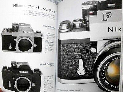 FREE SHIPPING!  NIKON Vintage Cameras Lens Manual Book F S SP F2 F3 F4 F5 FM FE