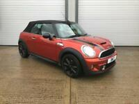 2011 MINI Convertible 1.6 Cooper S 2dr