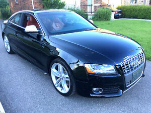 2009 Audi S5 Coupe (2 door)