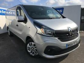 2014 Renault Trafic LL29 ENERGY dCi 120 Twin Turbo Sport Van 5 door Panel Van