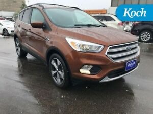 2017 Ford Escape SE  2.0L, Moonroof,Nav,Leather