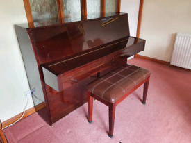 Upright Piano - Samick