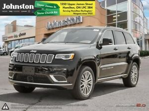2018 Jeep Grand Cherokee Summit 4x4  - Leather Seats - $200.00 /