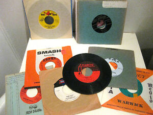 Cash for your old 45rpm records 45's vinyl, top $$$ Peterborough Peterborough Area image 1