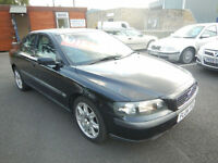 Volvo S60 2.4TD Manual 2004MY D5 S