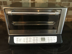Cuisinart toaster convection oven CTO 390
