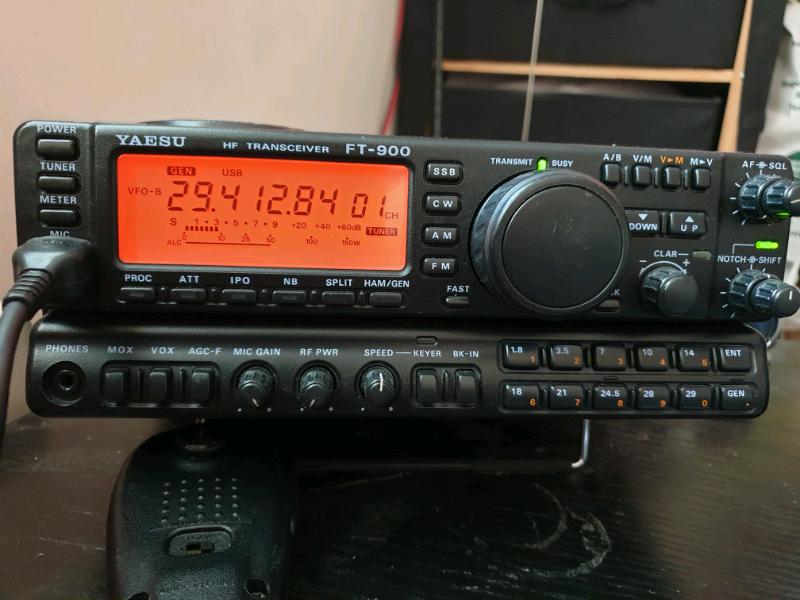 Yaesu ft900 hf radio   in Clifton, Nottinghamshire   Gumtree