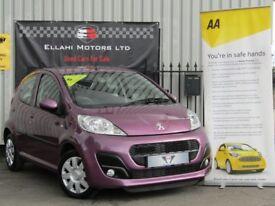 Peugeot 107 1.0 ACTIVE (purple) 2013