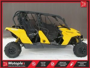 2014 Can-Am Maverick Max 1000 Dps  64$/SEMAINE