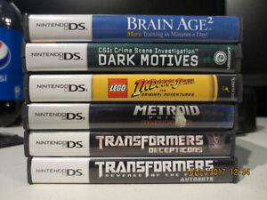 Jeux de Nintendo DS
