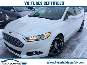 Ford Fusion SE, ECOBOOST, CUIR, NAVIGATION, TOIT,  2015