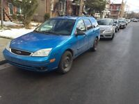 2007 Ford Focus excellent