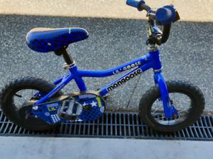 Kids 'Mongoose' Lil'goose bike