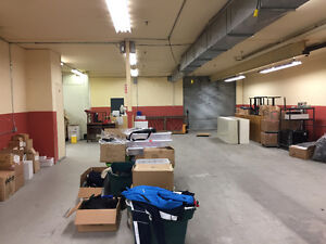3025 sq ft Storage/Warehouse Space Available Peterborough Peterborough Area image 2