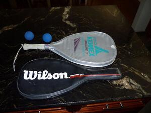 2 Racquet ball Racquets