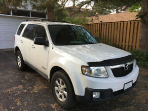 2008 Mazda Tribute GX SUV, AWD, ACCIDENT FREE